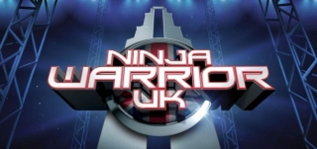 Ninja Warriors UK next episode air date poster