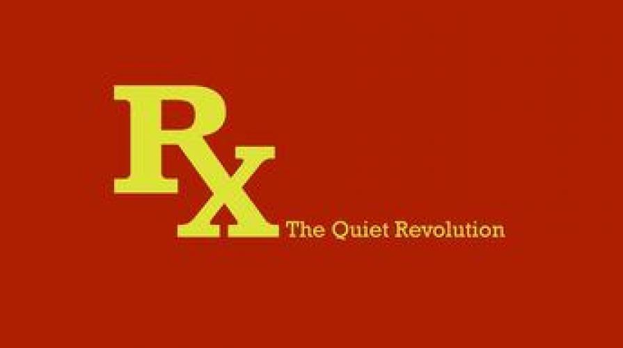 Rx: The Quiet Revolution next episode air date poster