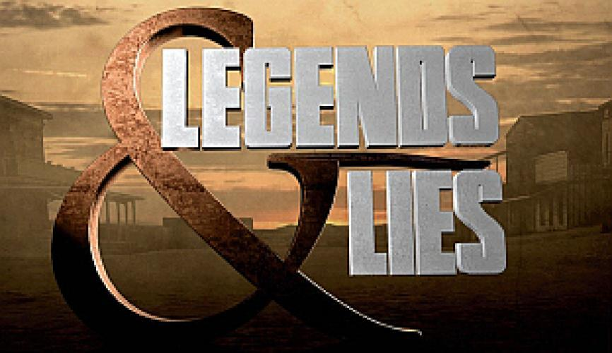 Legends & Lies: Into the West next episode air date poster