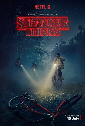 Stranger Things next episode air date poster