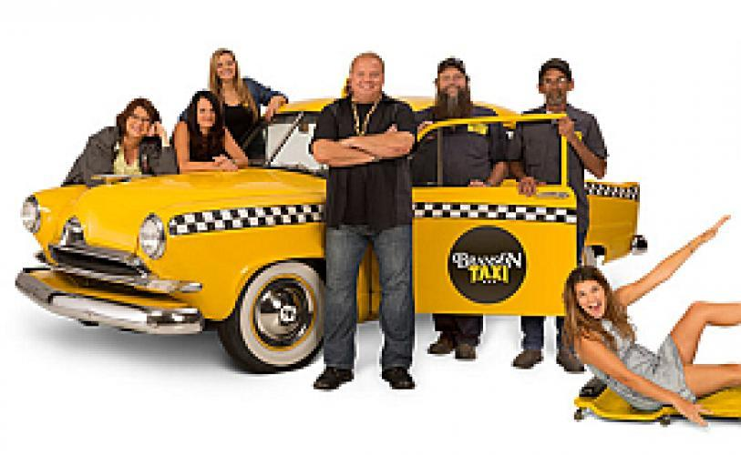 Branson Taxi next episode air date poster
