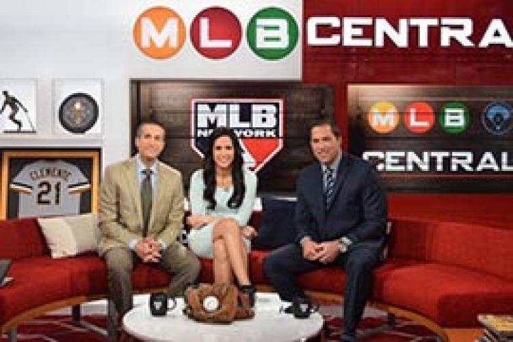 MLB Central next episode air date poster