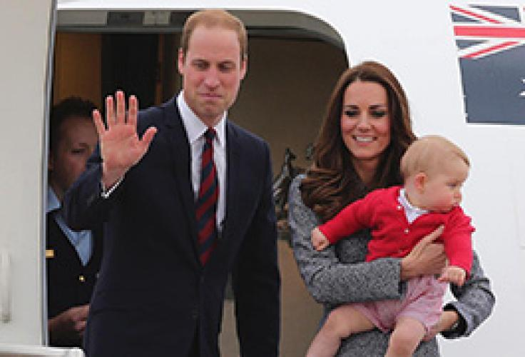 William, Kate & George: A New Royal Family next episode air date poster