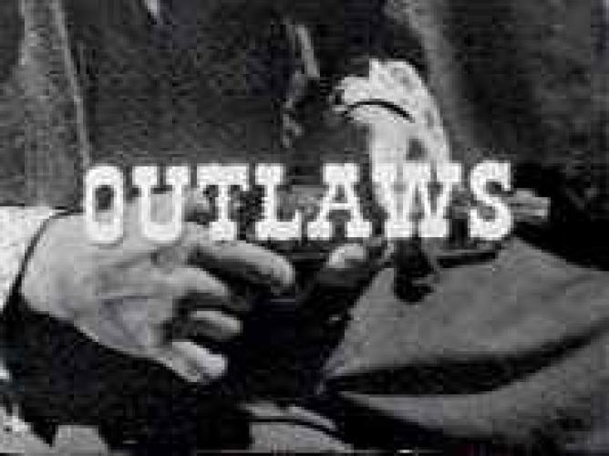 Outlaws (1960) next episode air date poster