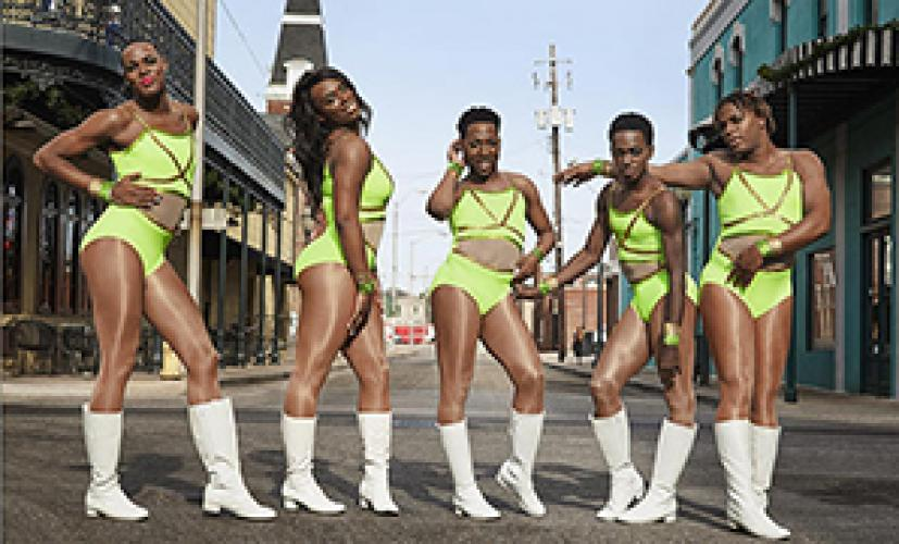 The Prancing Elites Project next episode air date poster