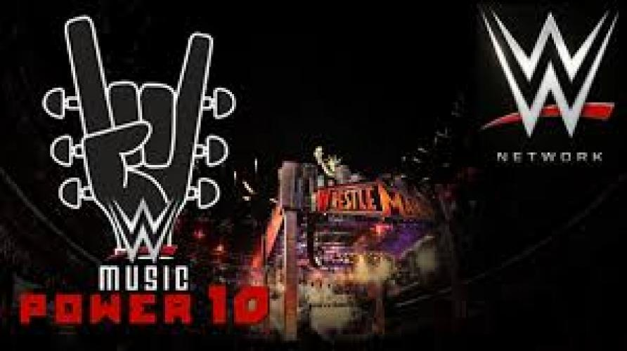 WWE Music Power 10 next episode air date poster