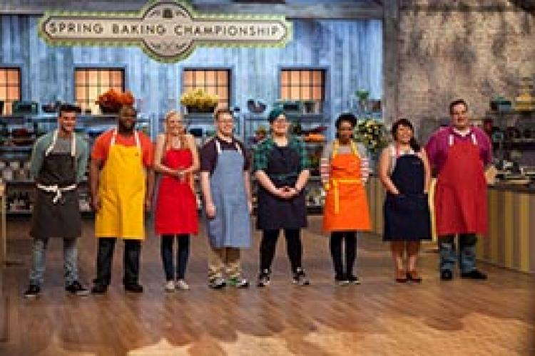 Spring Baking Championship next episode air date poster