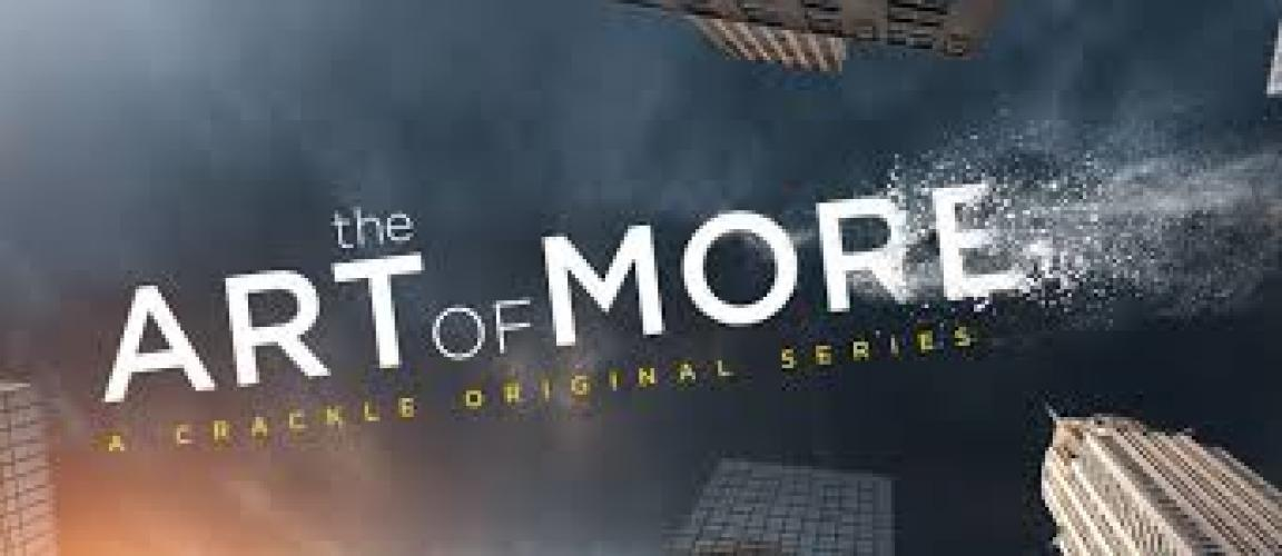 The Art of More next episode air date poster