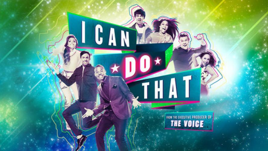 I Can Do That next episode air date poster
