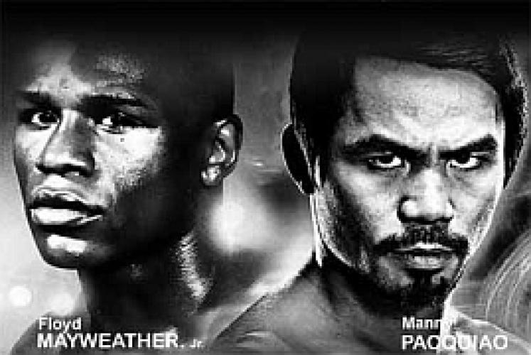 Mayweather - Pacquiao: At Last next episode air date poster