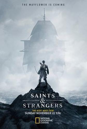 Saints & Strangers next episode air date poster