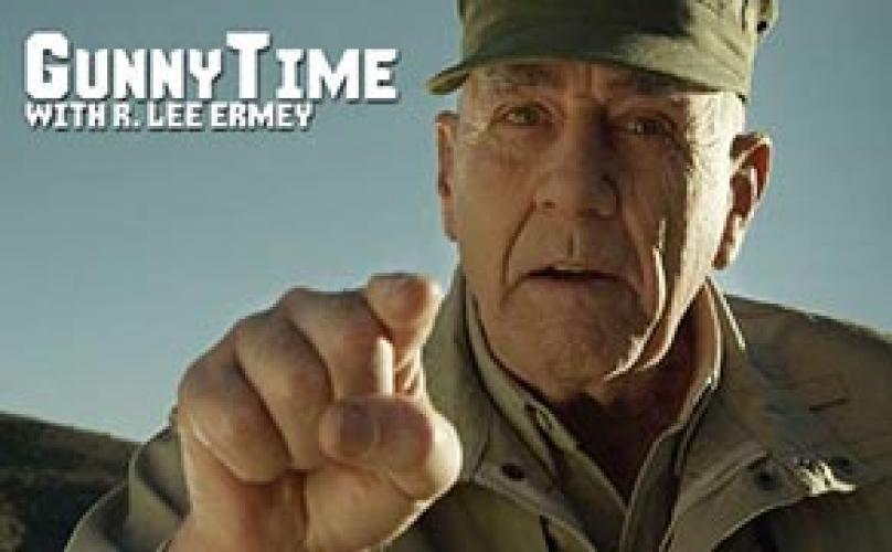 GunnyTime with R. Lee Ermey next episode air date poster