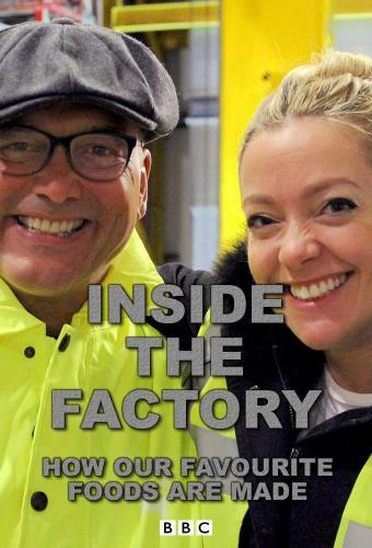 Inside the Factory next episode air date poster
