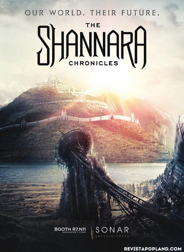 The Shannara Chronicles next episode air date poster