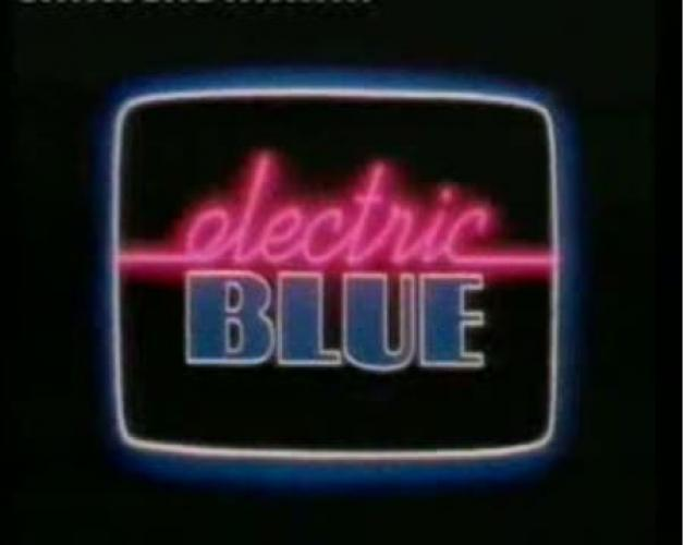 Electric Blue next episode air date poster