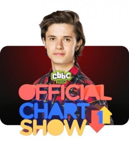 CBBC Official Chart Show next episode air date poster