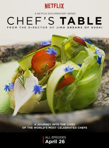 Chef's Table next episode air date poster