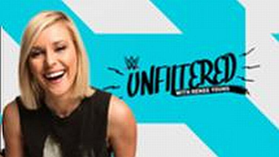 WWE Unfiltered with Renee Young next episode air date poster