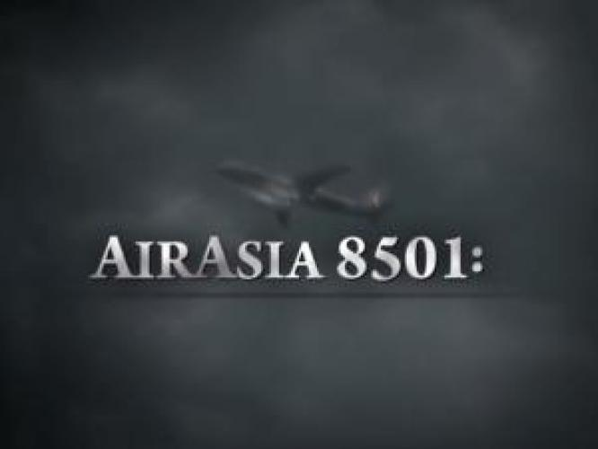 AirAsia 8501: Anatomy of a Crash next episode air date poster
