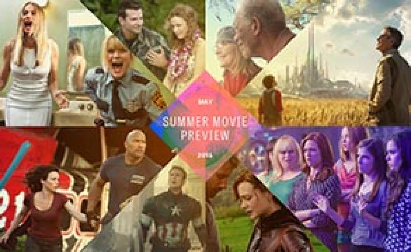 Summer Movie Preview Review next episode air date poster