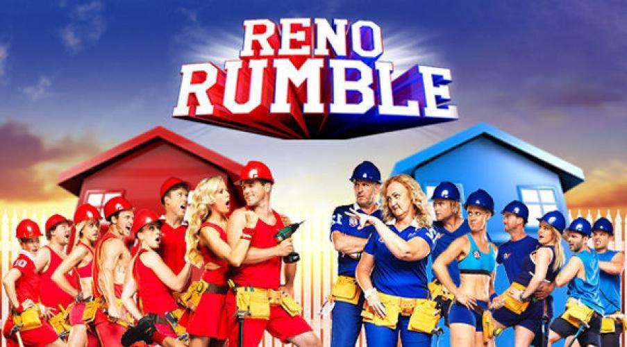 Reno Rumble next episode air date poster