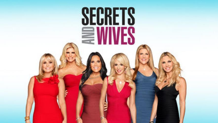 Secrets and Wives next episode air date poster