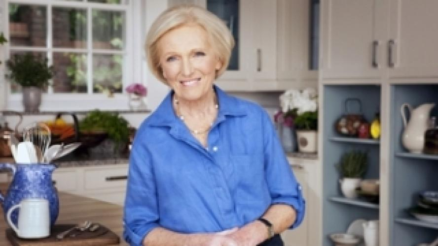 Mary Berry's Absolute Favourites next episode air date poster