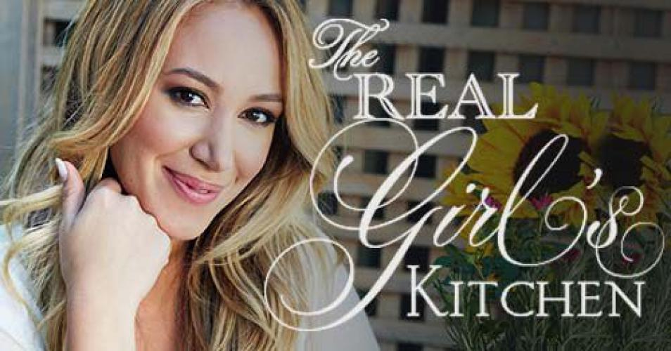Real Girl's Kitchen next episode air date poster