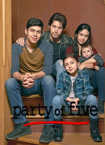 Party of Five next episode air date poster