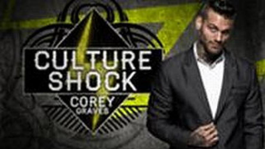 WWE Culture Shock with Corey Graves next episode air date poster