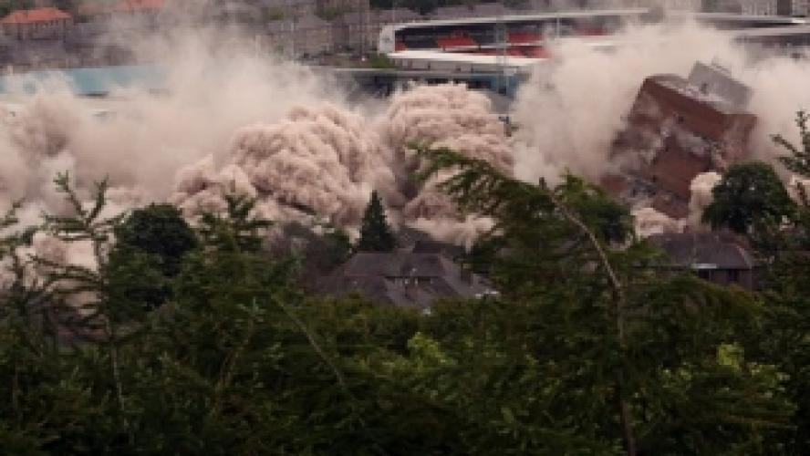 Demolition: The Wrecking Crew next episode air date poster