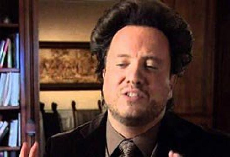 Ancient Aliens: Giorgio Tells All next episode air date poster