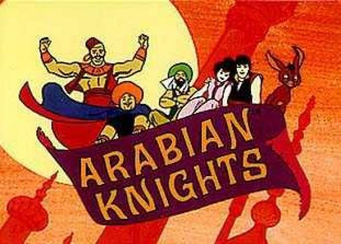 Arabian Knights next episode air date poster