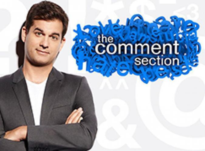 The Comment Section next episode air date poster