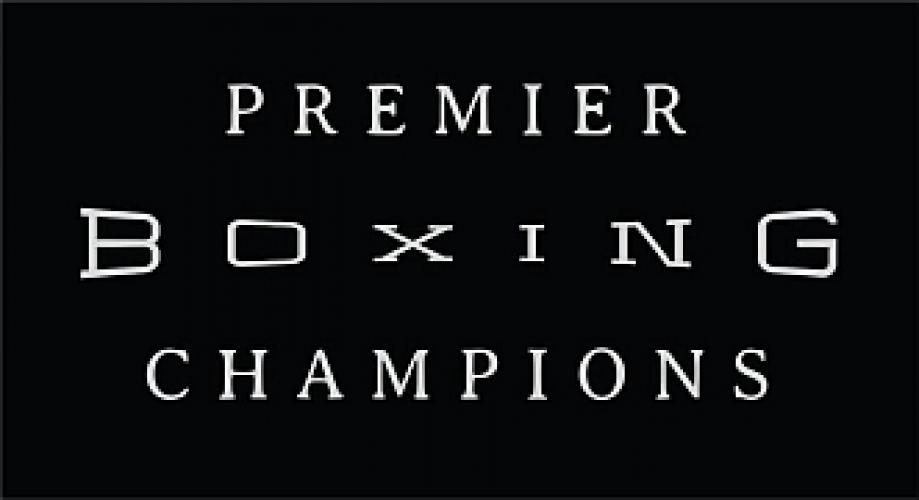 Premier Boxing Champions on CBS next episode air date poster