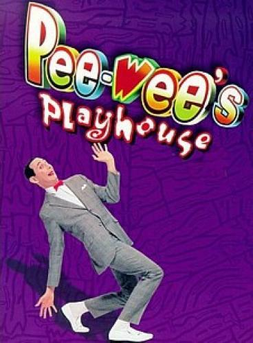 Pee-Wee's Playhouse next episode air date poster