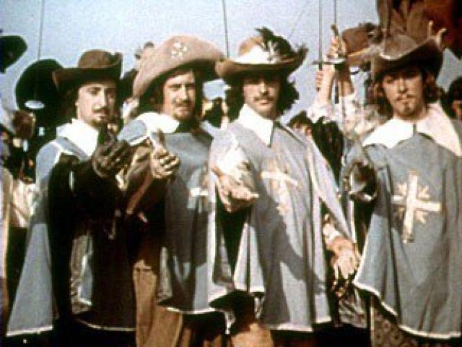 Д`Артаньян и три мушкетера next episode air date poster