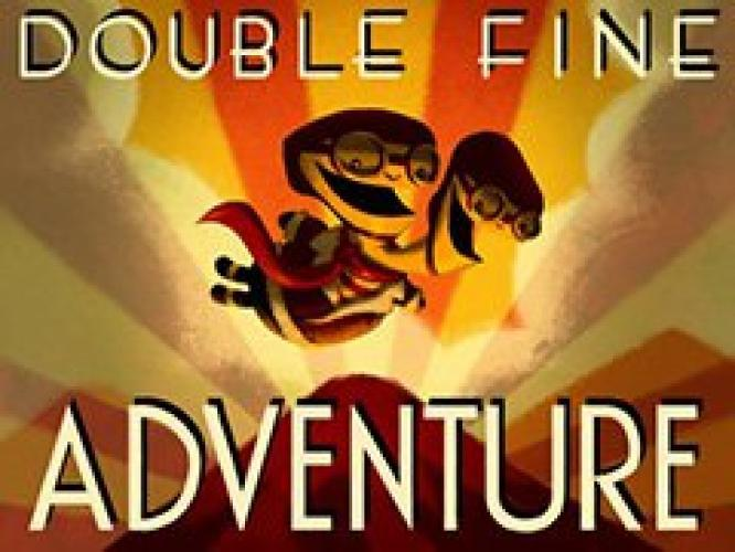 Double Fine Adventure next episode air date poster