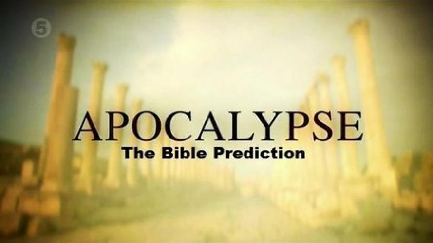 Apocalypse Code: The Bible Prediction next episode air date poster