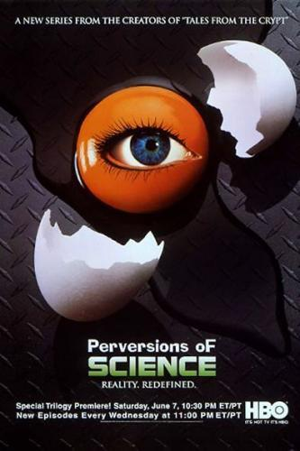 Perversions of Science next episode air date poster