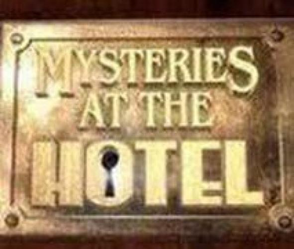 Mysteries at the Hotel next episode air date poster