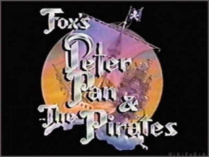 Peter Pan and the Pirates next episode air date poster