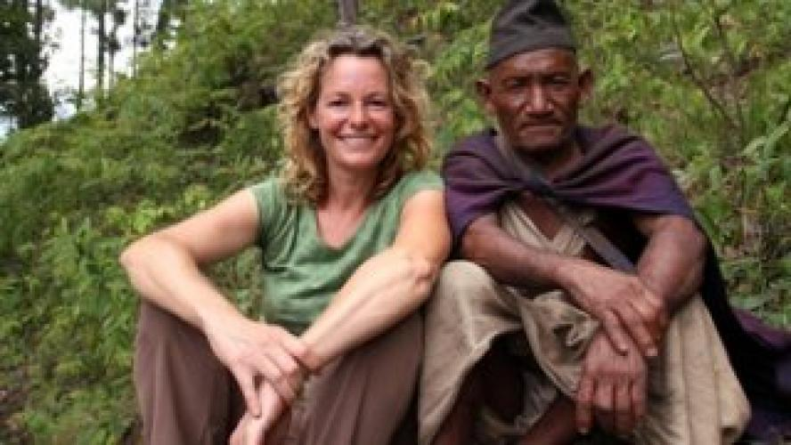 Kate Humble: Living with Nomads next episode air date poster