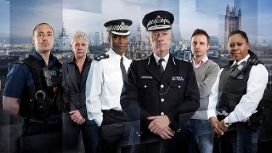 The Met: Policing London next episode air date poster