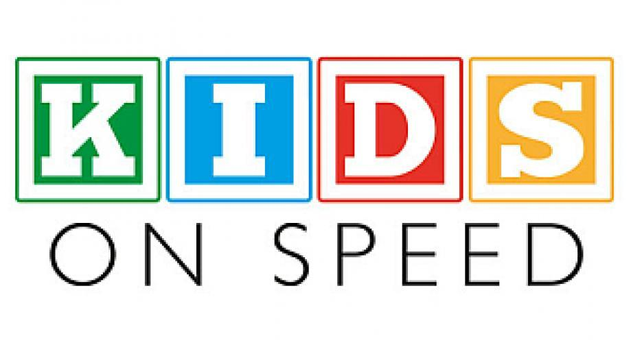 Kids on Speed next episode air date poster