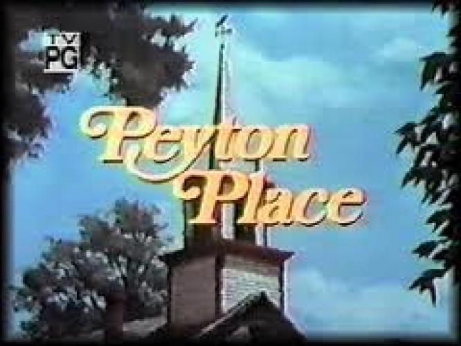 Peyton Place next episode air date poster
