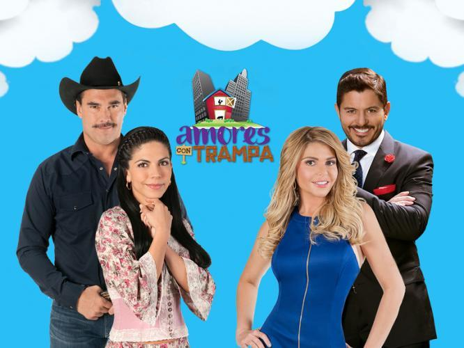 Amores con trampa next episode air date poster