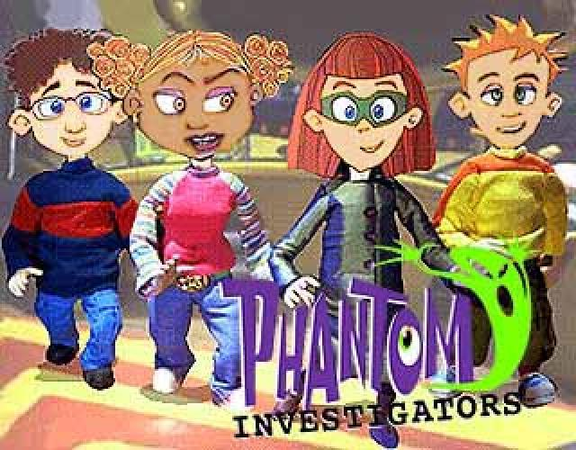Phantom Investigators next episode air date poster