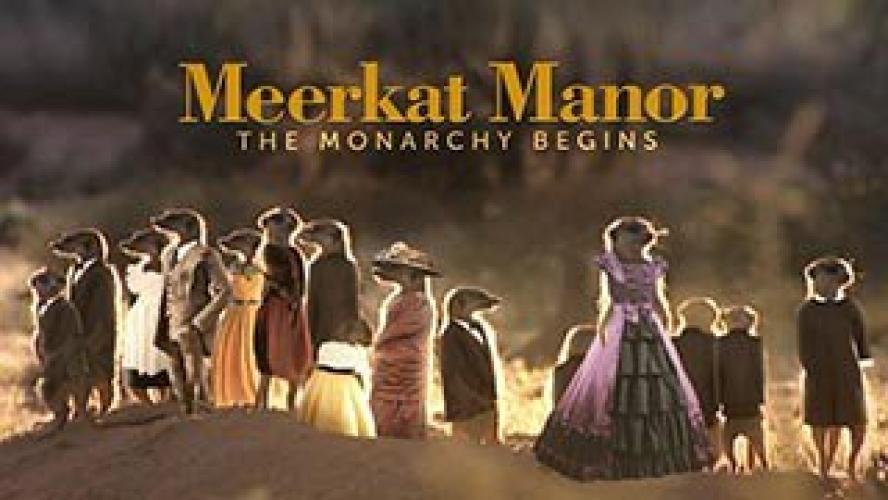 Meerkat Manor: The Monarchy next episode air date poster