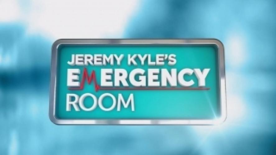 Jeremy Kyle's Emergency Room next episode air date poster